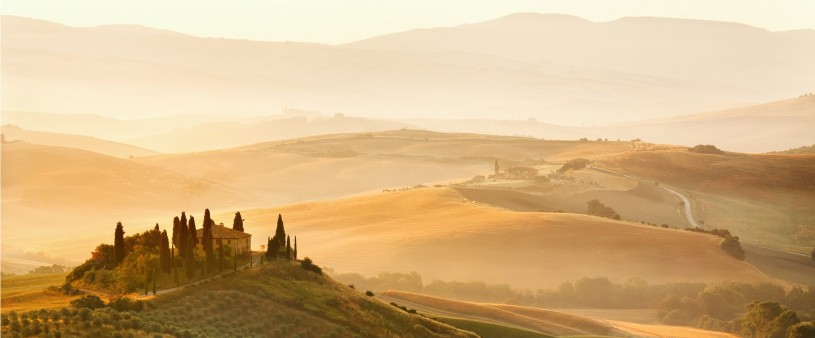 val d'orcia 35 minutes from podere sant'angelo